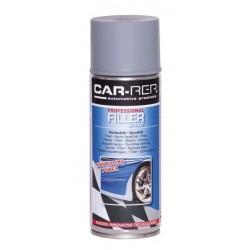 Car-Rep akrylátový plnič v spreji profi šedý 400ml