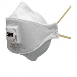 3M 9312 respirátor proti prachu s ventilom (FFP1)