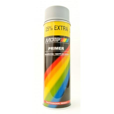 MoTip sprej sivá základná farba 500 ml