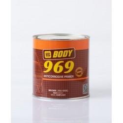 BODY 969 1K PRIMER antikorózna základná farba 1 kg