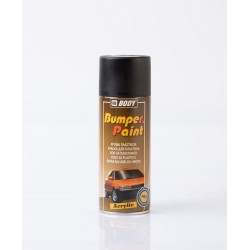 BODY BUMPER PAINT čierny sprej na plasty 400 ml