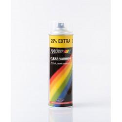 MoTip sprej bezfarebný lak na metalízy 500 ml