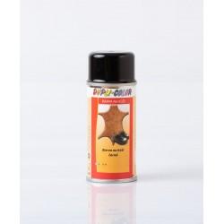 Čierna farba na kožu sprej DUPLI-COLOR 150 ml