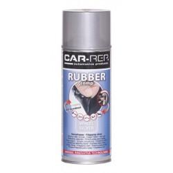 RubberComp tekutá guma strieborný sprej na disky 400 ml