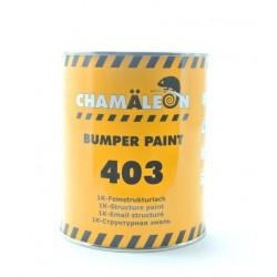 CHAMÄLEON 403 čierna farba na plasty 1 l