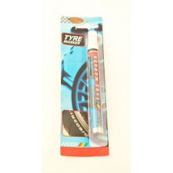 MoTip značkovacia biela ceruzka na pneumatiky 12ml