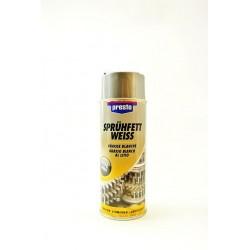 PRESTO sprej biely tuk (PTFE tuk) 400 ml
