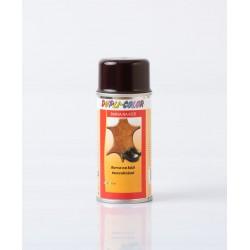 Tmavohnedá farba na kožu sprej DUPLI-COLOR 150 ml