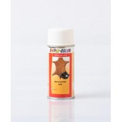 Biela farba na kožu sprej DUPLI-COLOR 150 ml