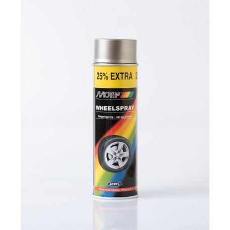 MoTip oceľový sprej na disky 500 ml