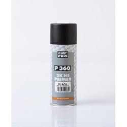 BODY P360 čierny základový plnič v spreji 400 ml