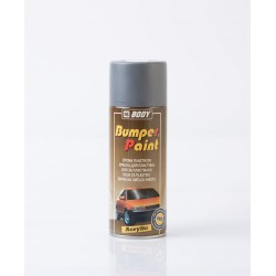 BODY BUMPER PAINT sivý sprej na plasty 400 ml