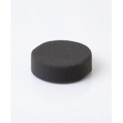 APP mäkký leštiaci kotúč čierny D75 mm