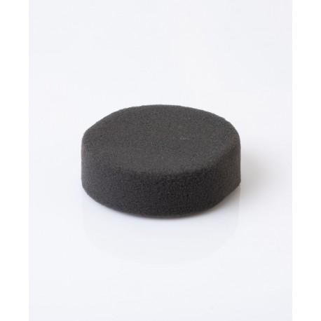 APP mäkký leštiaci kotúč čierny na svetlá 25 mm