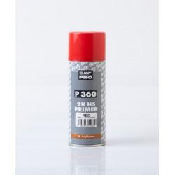 BODY P360 červený základový plnič v spreji 400ml