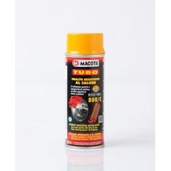 MACOTA žiaruvzdorný sprej na výfuk žltý 400 ml
