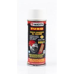 MACOTA žiaruvzdorný sprej na výfuk biely 400 ml