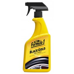 FORMULA 1 BLACK GOLD lesk na pneumatiky 680 ml