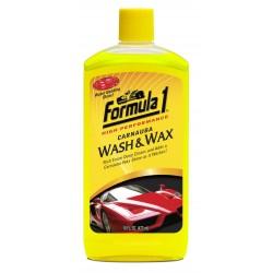 FORMULA 1 CARNAUBA autošampón spalmovým voskom 473 ml