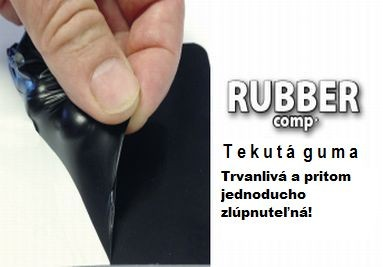 RubberComp tekutá guma